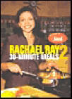 rachel ray another volume of great quick recipes and menus