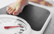 weigh in for diet weight control