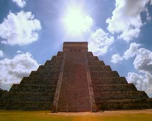 Mexico's Chichen Itza pyramid