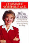 picture of book the wisdom of menopause